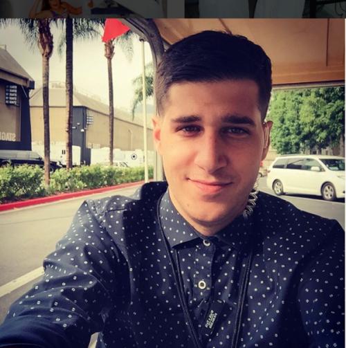 Carter Falzarano's Profile on Staff Me Up