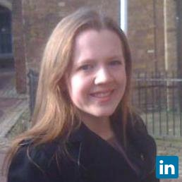 Bryony Exton's Profile on Staff Me Up