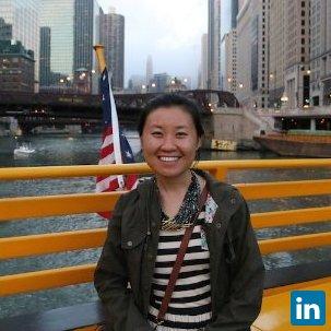 Alice Li's Profile on Staff Me Up