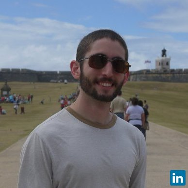 Jonathan Cohen Perez's Profile on Staff Me Up