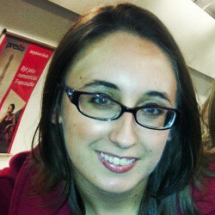 Emily McDonald's Profile on Staff Me Up