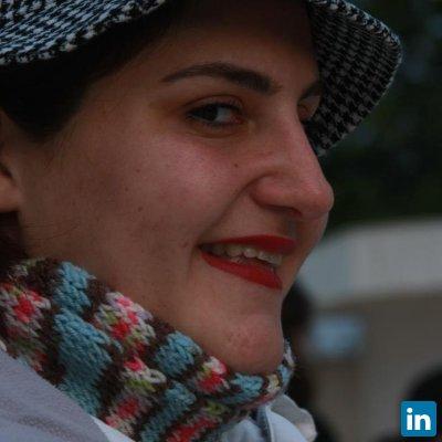 Maya Abdou's Profile on Staff Me Up