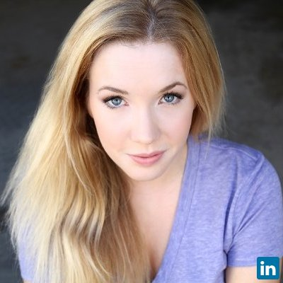 Katie Harper's Profile on Staff Me Up