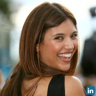 Lyndsey Rodrigues's Profile on Staff Me Up
