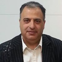 Sina Jafari's Profile on Staff Me Up