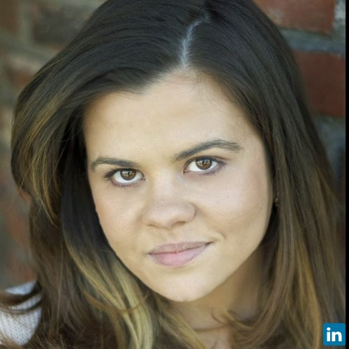 Catherine Kyritsi-Morales's Profile on Staff Me Up