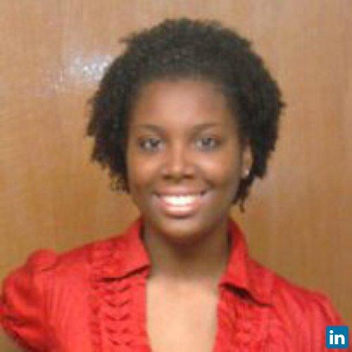Nia English's Profile on Staff Me Up