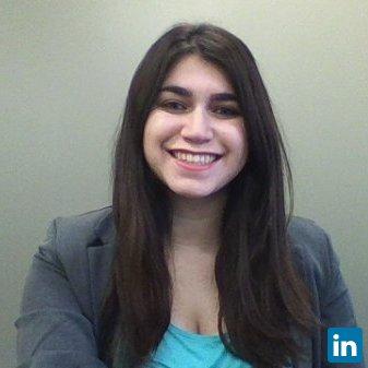Samantha Schwartz's Profile on Staff Me Up
