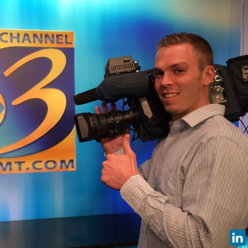 Brock Eidsness's Profile on Staff Me Up