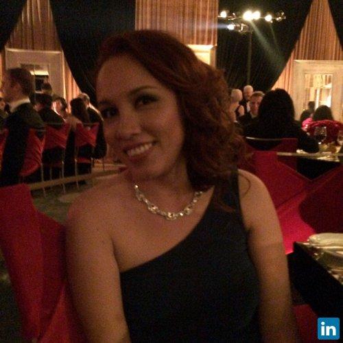 Vannessa Pelaez's Profile on Staff Me Up