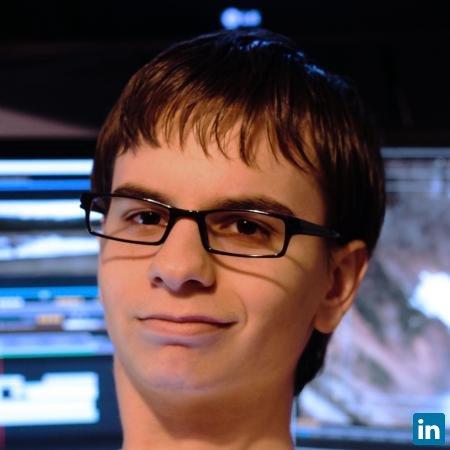 Chad Hryhorysak's Profile on Staff Me Up