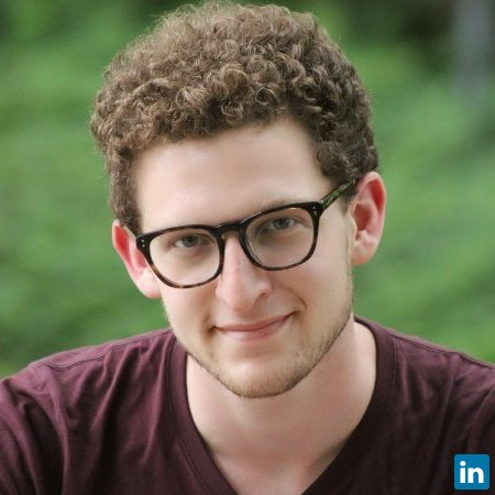 Ethan Gordon's Profile on Staff Me Up