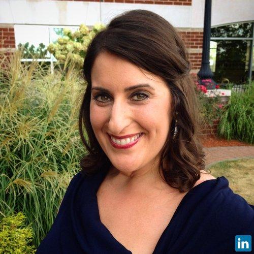 Rachel Foster's Profile on Staff Me Up