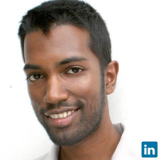Gavin Ramoutar's Profile on Staff Me Up