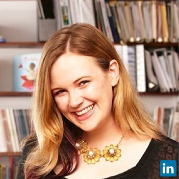Kristen McGregor's Profile on Staff Me Up