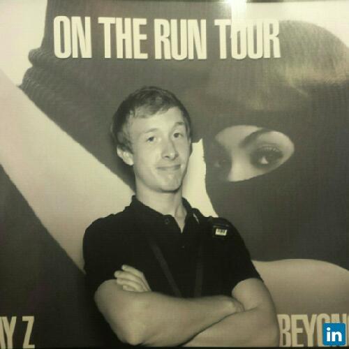 Ian Opitz's Profile on Staff Me Up