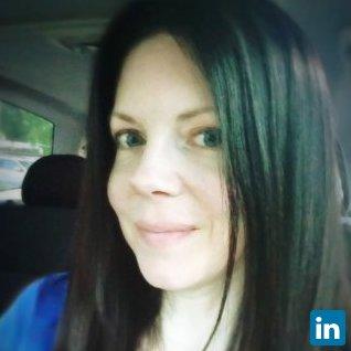 Jen Henderson's Profile on Staff Me Up