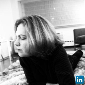 Diana Wolny's Profile on Staff Me Up