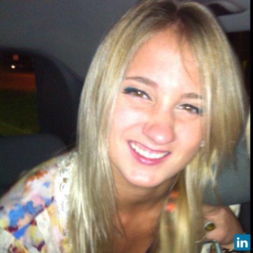 Alexandra Czaplicki's Profile on Staff Me Up