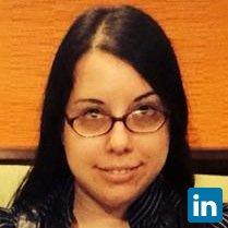 Jessica Stroia's Profile on Staff Me Up