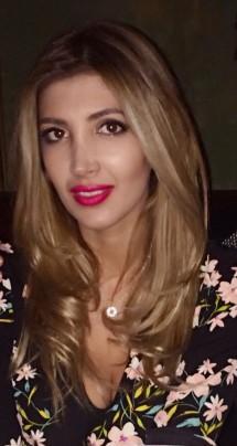 Violeta Saribekyan's Profile on Staff Me Up