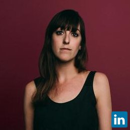 Rachel Kichler's Profile on Staff Me Up