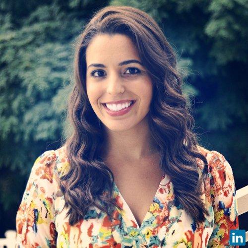 Cristina Velez's Profile on Staff Me Up