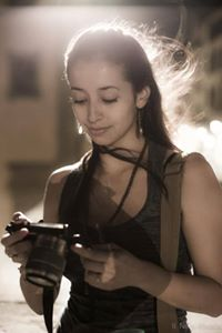 Monica Palmieri's Profile on Staff Me Up