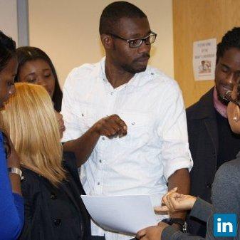 Kwende Johnson's Profile on Staff Me Up