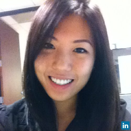 Grace Hong's Profile on Staff Me Up