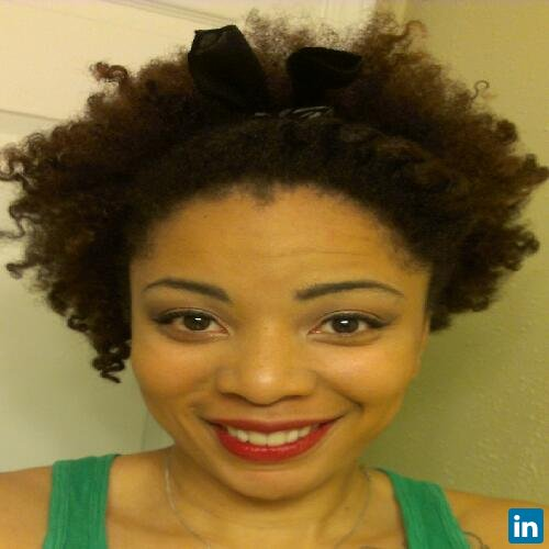 Bridgette Jones's Profile on Staff Me Up