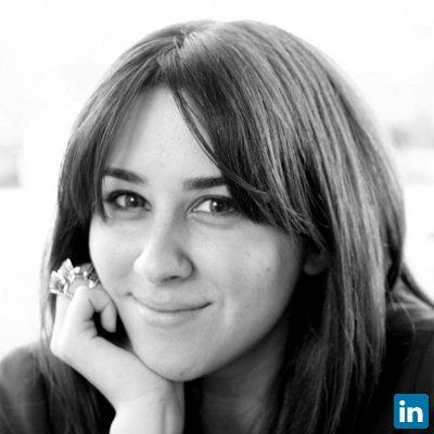 Aylin Zafar's Profile on Staff Me Up