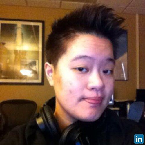 Tina Hsu's Profile on Staff Me Up