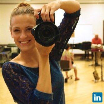 Jessica Van Natten's Profile on Staff Me Up