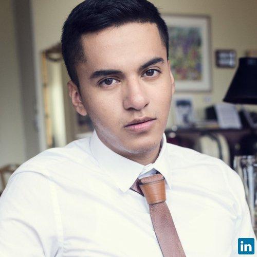 Juan Alejandro Chavez's Profile on Staff Me Up