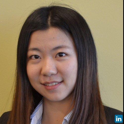 Shirley (Yuanxin) Xia's Profile on Staff Me Up