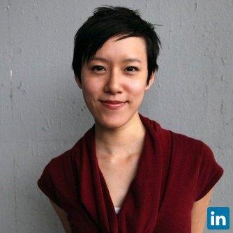 Anne Hu's Profile on Staff Me Up