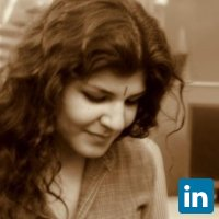 Gauri Sarin's Profile on Staff Me Up