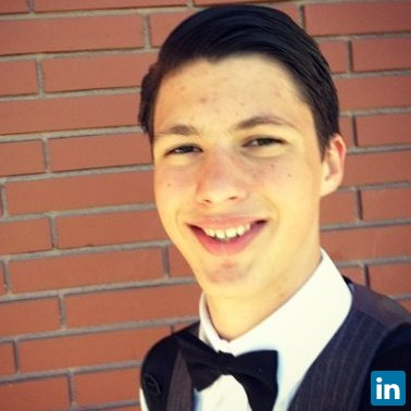 Jacob Swart's Profile on Staff Me Up