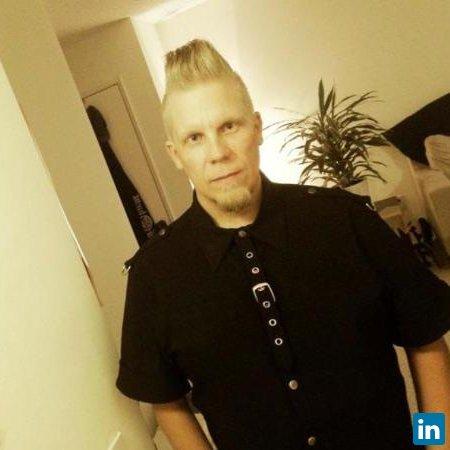 Janne Tamminen's Profile on Staff Me Up