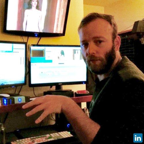 Alex Ragona's Profile on Staff Me Up