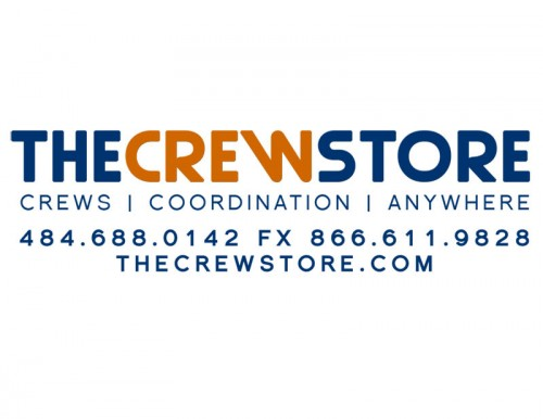 The Crewstore's Profile on Staff Me Up