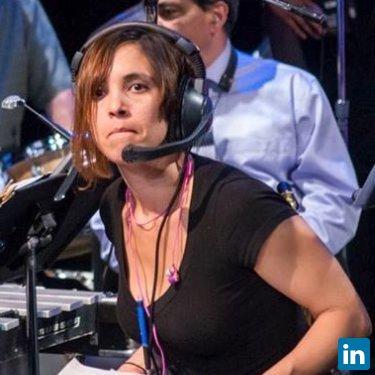 Christina Pagán's Profile on Staff Me Up