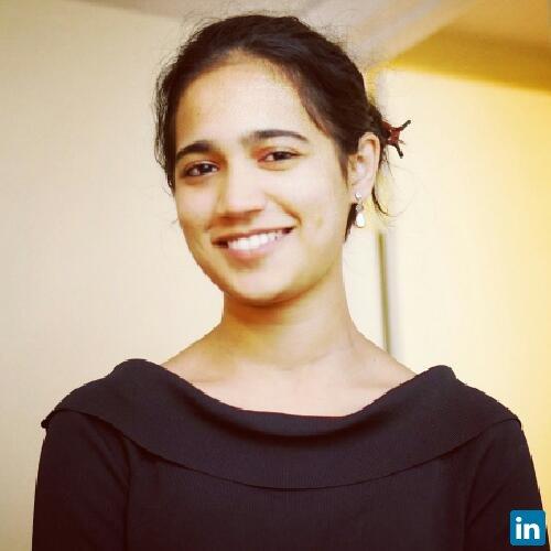 Nandini Rathi's Profile on Staff Me Up