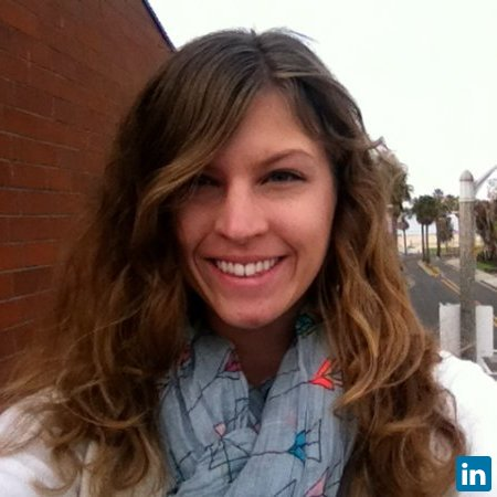Heather Hoffman's Profile on Staff Me Up