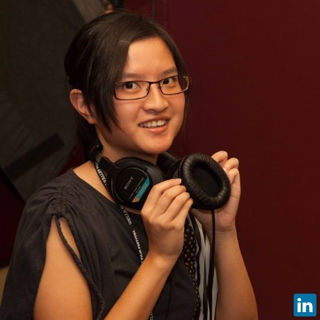 Elysia Liaw's Profile on Staff Me Up