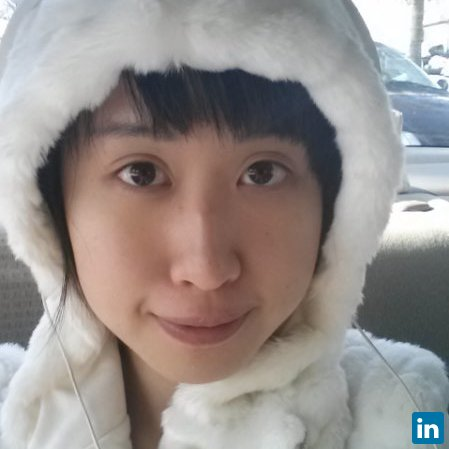 April Chou's Profile on Staff Me Up