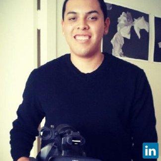 Louis Martinez's Profile on Staff Me Up