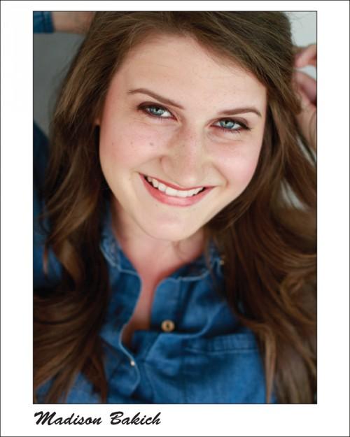 Madison Bakich's Profile on Staff Me Up