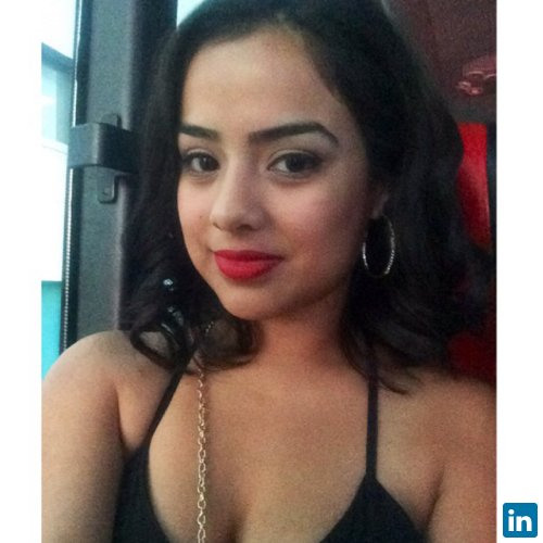 Guiselle Zepeda's Profile on Staff Me Up